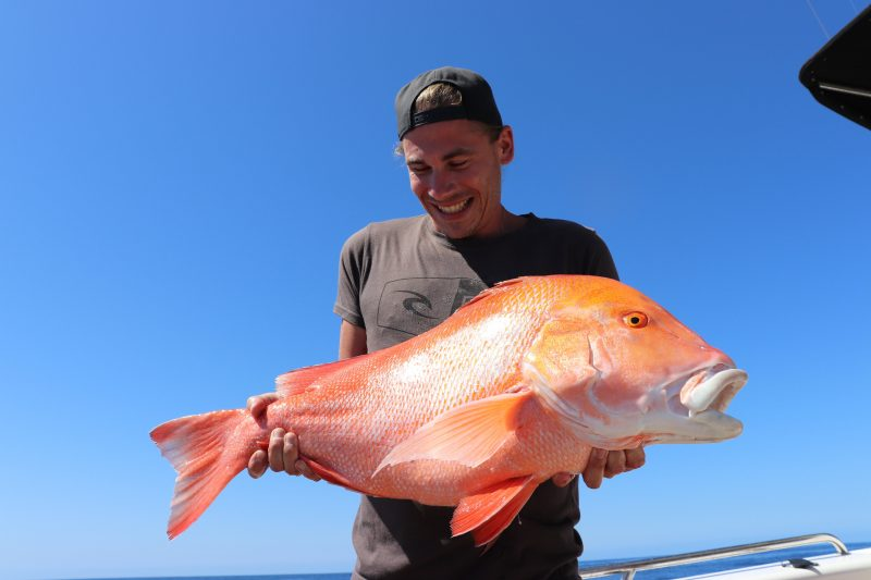 Evolution Fishing Charters, Exmouth, Western Australia