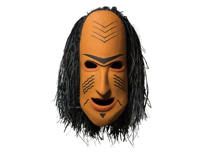 Evolution: Torres Strait Masks, Geraldton, Western Australia