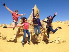 Explore Tours Perth, Pinnacles, Western Australia