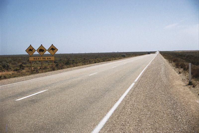 Eyre Highway, Norseman, Western Australia
