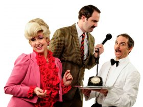 Faulty Towers Dining Experience, Perth, Western Australia