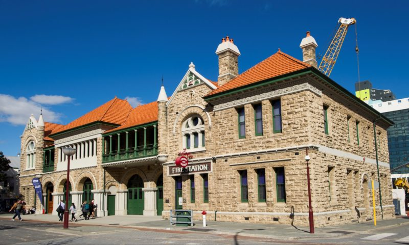 Fire and Emergency Services Education and Heritage Centre, Perth, Western Australia