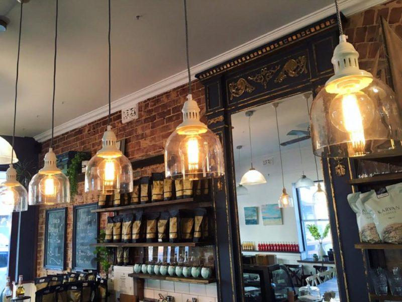 Fleur Tearoom Cafe, Geraldton, Western Australia