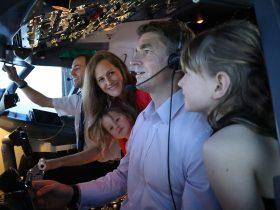 Flight Experience Perth - Flight Simulations, Northbridge, Western Australia