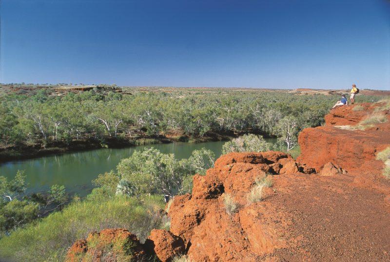 Fortescue River, Millstream, Western Australia