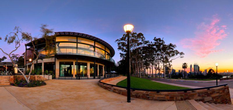 Fraser's Restaurant, Perth, Western Australia