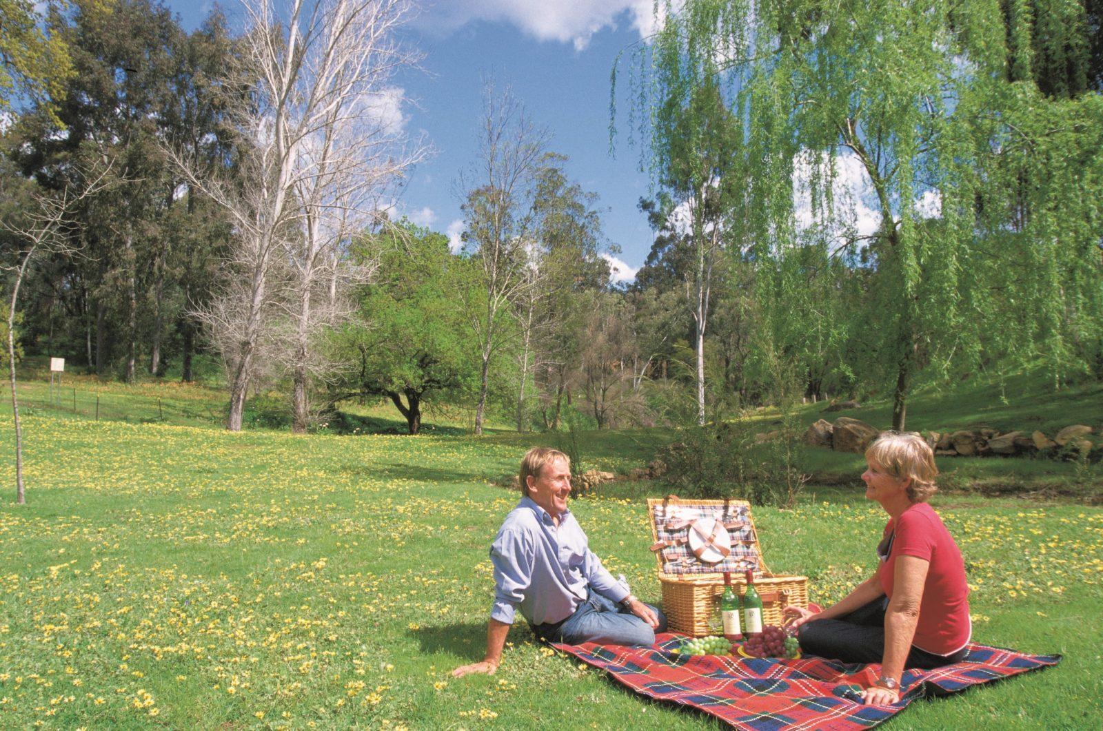 Fred Jacoby Park, Mundaring, Western Australia