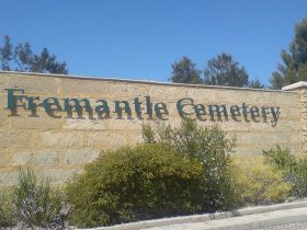 Fremantle Cemetery, Fremantle, Western Australia