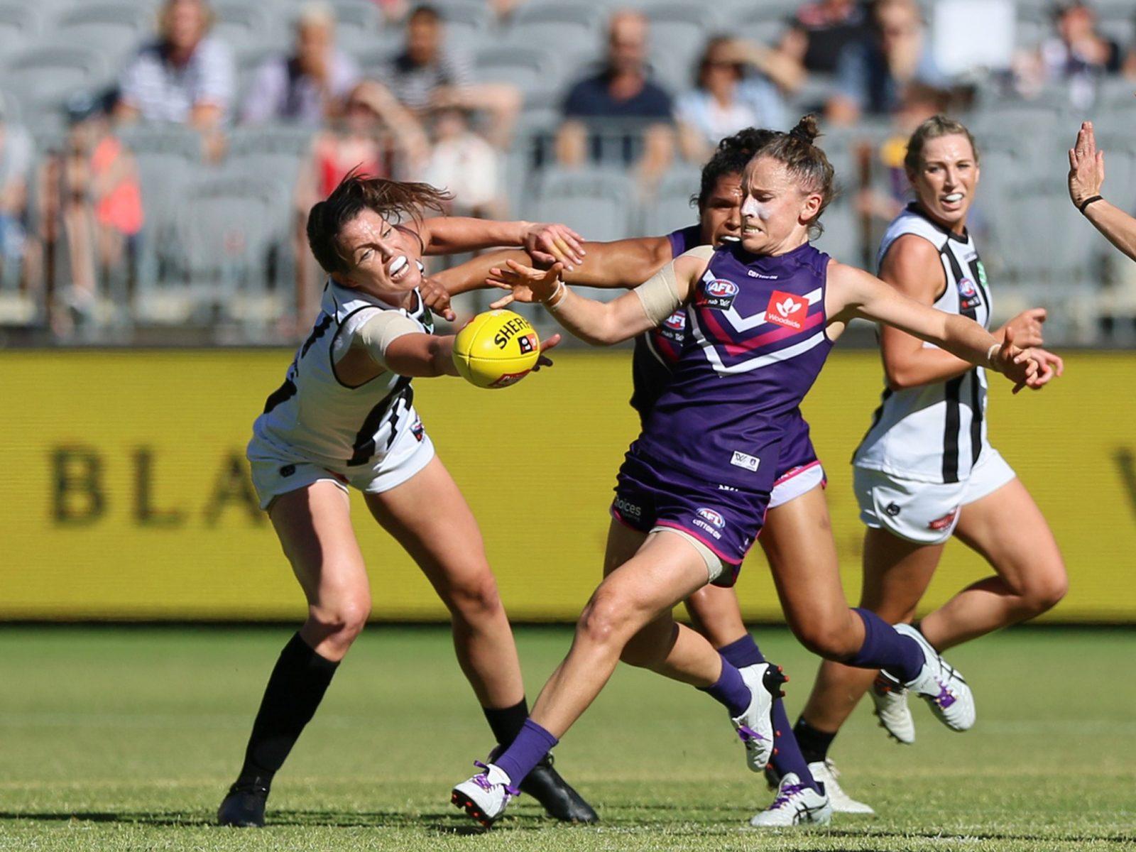 NAB AFLW 2019 | Round 3, Fremantle, Western Australia