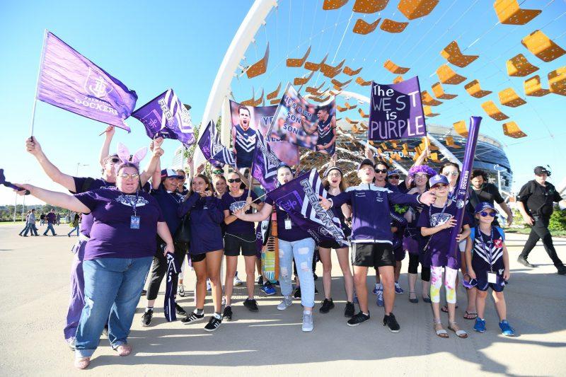 AFL 2019 | Round 1, Burswood, Western Australia