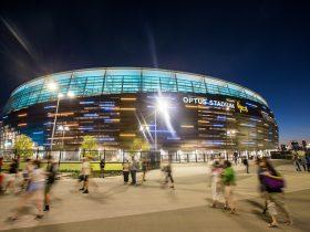 Optus Stadium, Burswood, Western Australia
