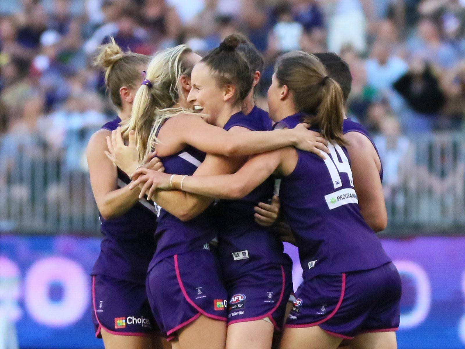 NAB AFLW 2019 | Round 7, Fremantle, Western Australia