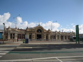 Fremantle Railway Station, Fremantle, Western Australia