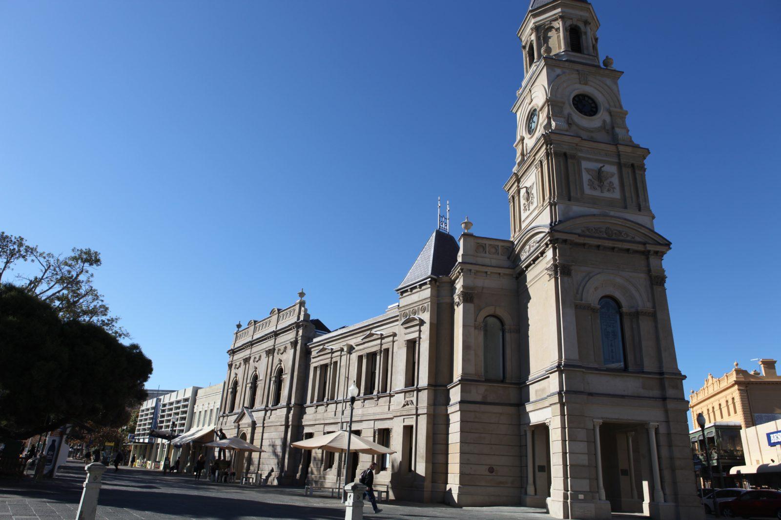 Fremantle Town Hall, Fremantle, Western Australia