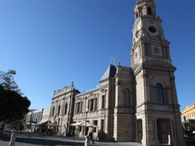 Fremantle Town Hall, Fremantle, Western Australia