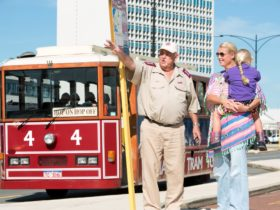 Fremantle Tram Tours, Fremantle, Western Australia