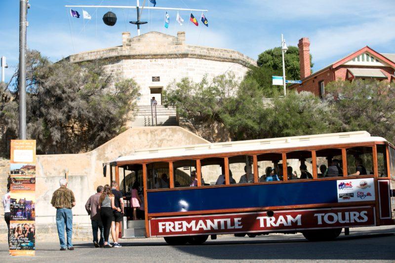 Fremantle Tram Tours, Fremantle, Western Australia