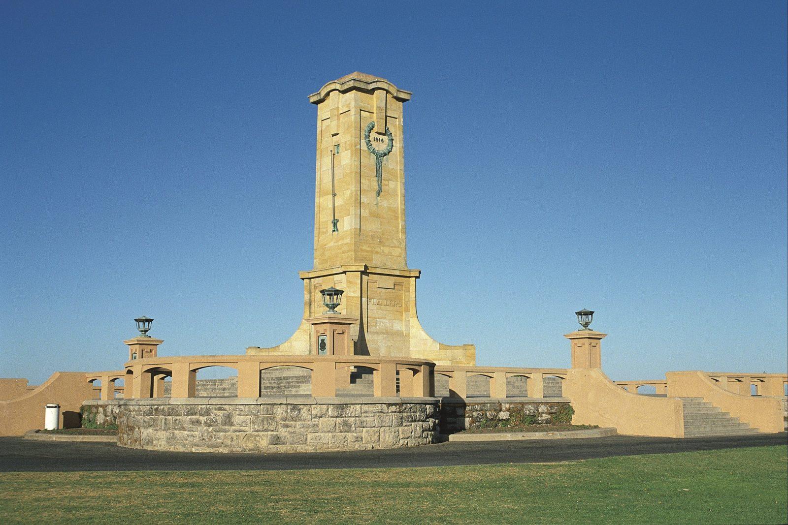 Fremantle War Memorial, Fremantle, Western Australia
