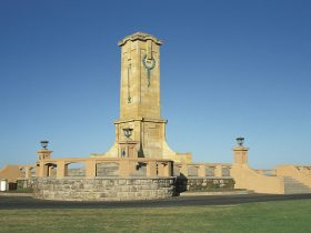 Fremantle War Memorial, Fremantle, Western Australia