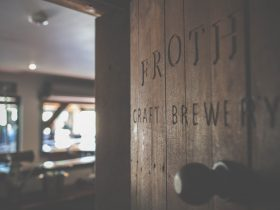 Froth Craft Brewery, Exmouth, Western Australia
