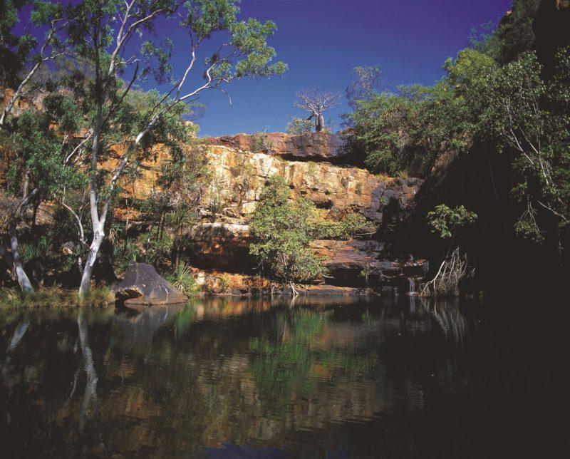 Galvan's Gorge, Derby, Western Australia