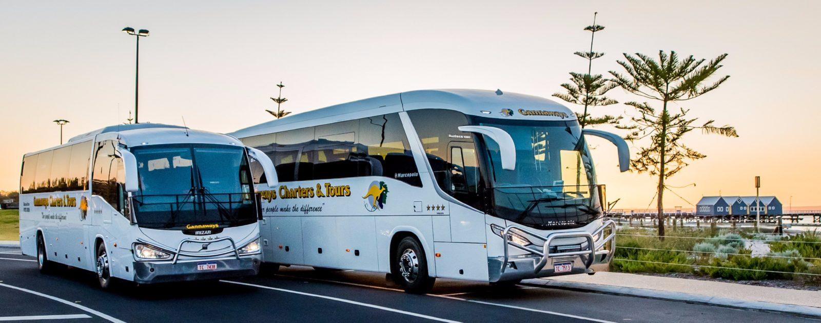 Gannaways Charters and Tours, Busselton, Western Australia
