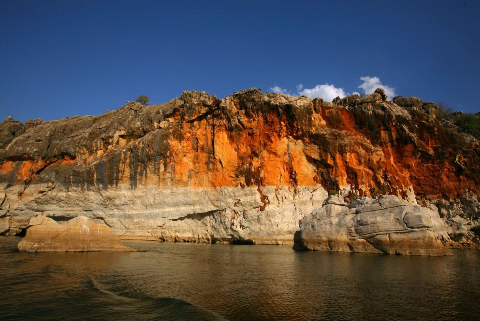 Geikie Gorge National Park, Fitzroy Crossing, Western Australia