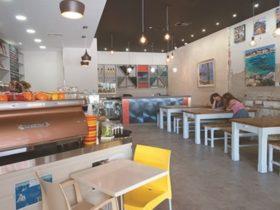 Geordie Bay Cafe, Rottnest, Western Australia