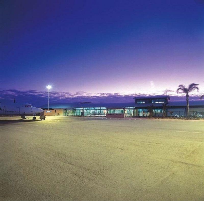 Geraldton Airport, Moonyoonooka, Western Australia