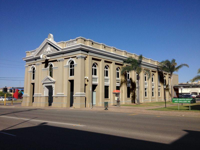 Geraldton Regional Art Gallery, Geraldton, Western Australia