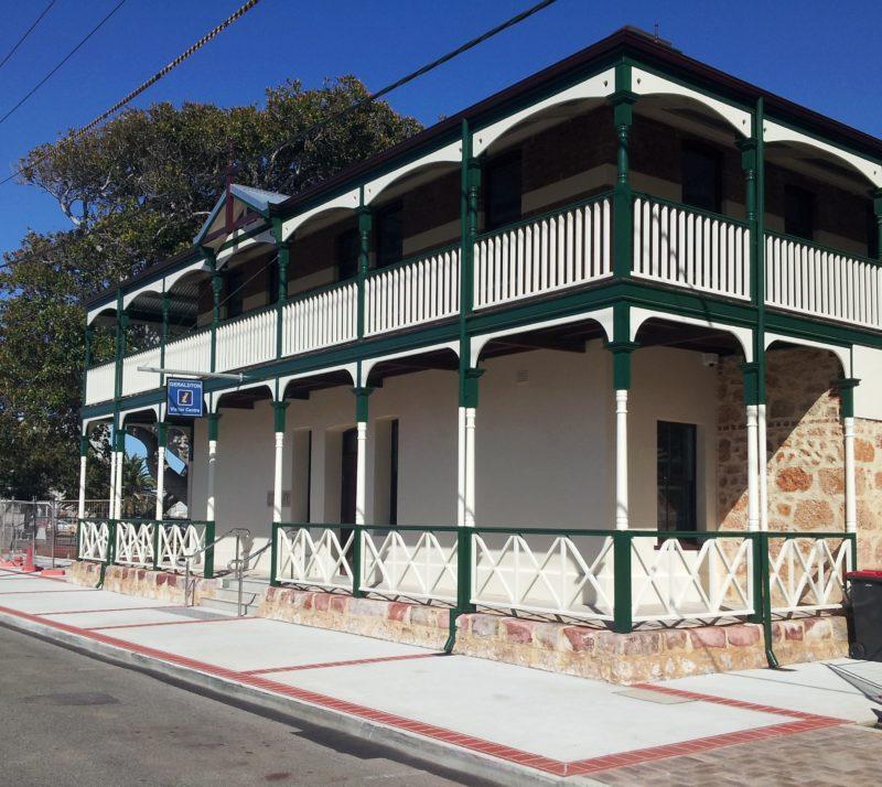 Geraldton Visitor Centre, Geraldton, Western Australia
