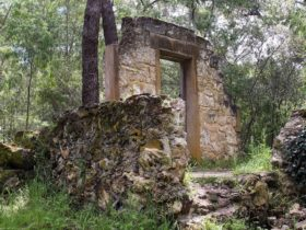 Ghost House Walk Trail, Yanchep, Western Australia