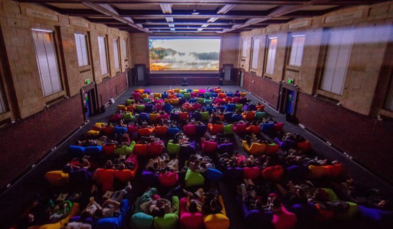 Girls School Cinema, East Perth, Western Australia