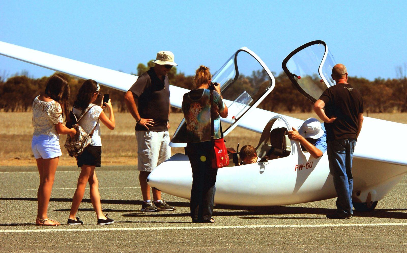Gliding Club of Western Australia, Cunderdin, Western Australia