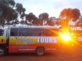 Gold Nugget Tours, Kalgoorlie, Western Australia