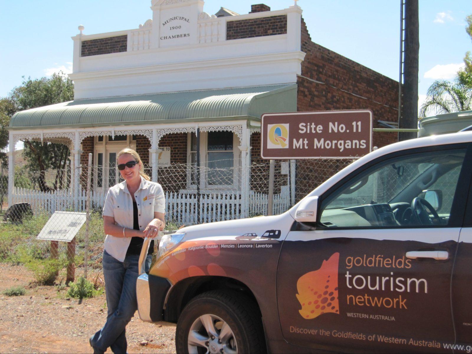 Golden Quest Discovery Trail, Kalgoorlie, Western Australia