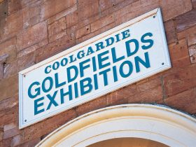 Coolgardie Goldfields Exhibition Museum, Coolgardie, Western Australia