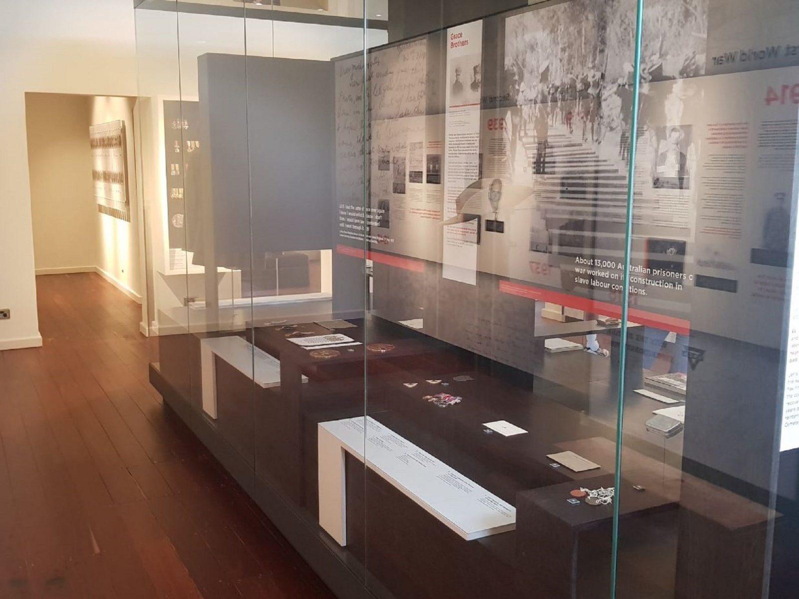 Goldfields War Museum (at the Boulder Town Hall), Boulder, Western Australia