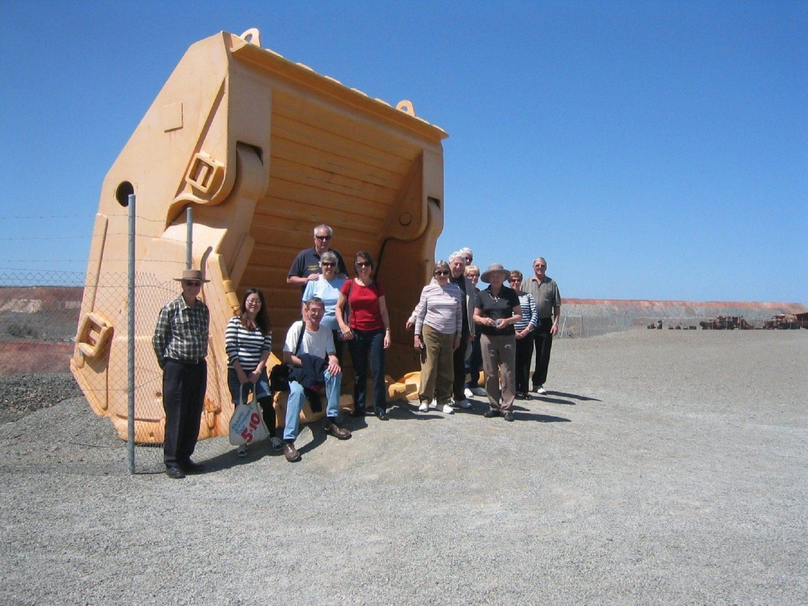 Goldrush Tours, Kalgoorlie, Western Australia