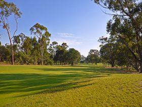 Gosnells Golf Club, Canning Vale, Western Australia