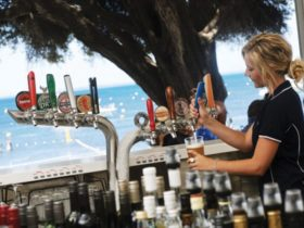 Gov's Sports Bar, Rottnest, Western Australia