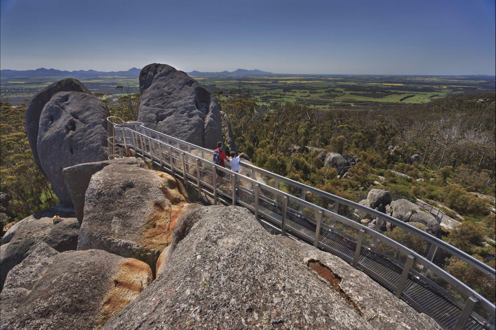 Granite Skywalk, Western Australia