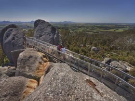 Granite Skywalk, Western Australia