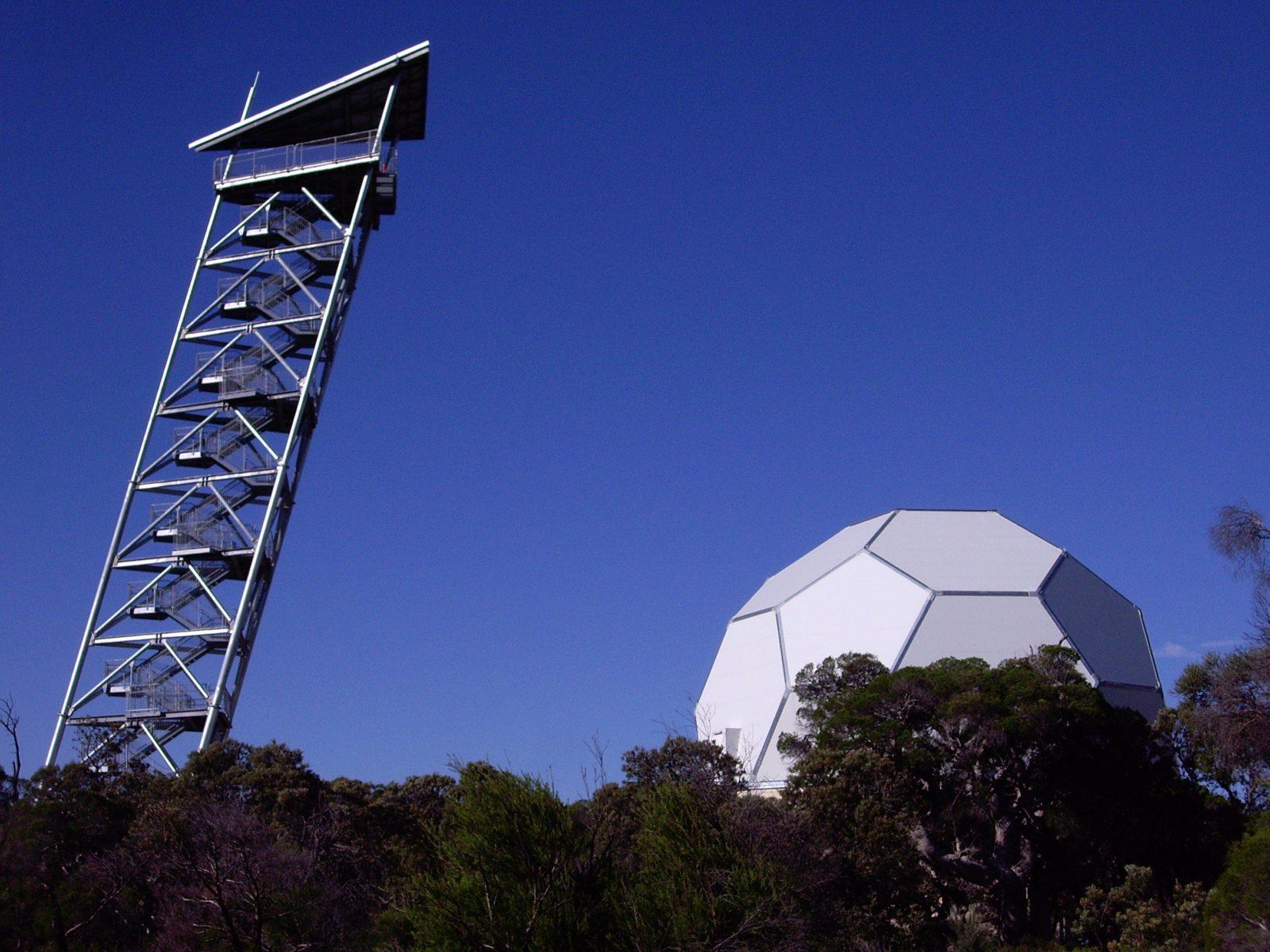 Gravity Discovery Centre, Gingin, Western Australia