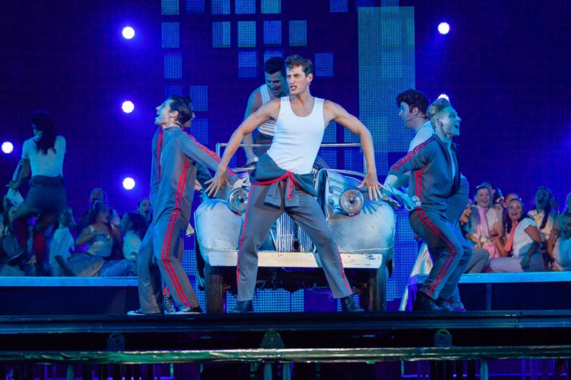 Greace the Arena Tour, Perth, Western Australia