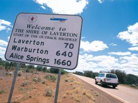 Laverton, Western Australia