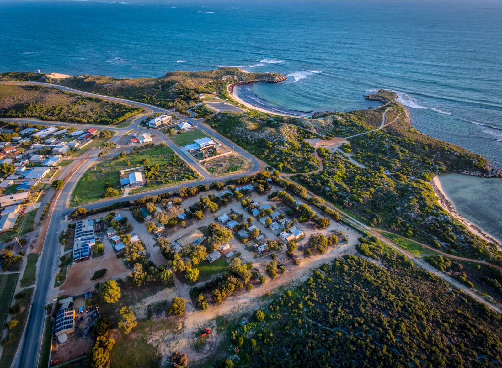 Green Head Caravan Park, Green Head, Western Australia
