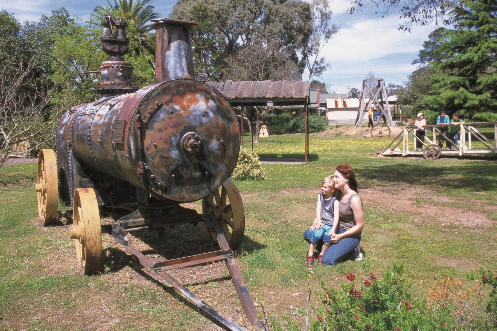 Greenbushes Mining Historical Park