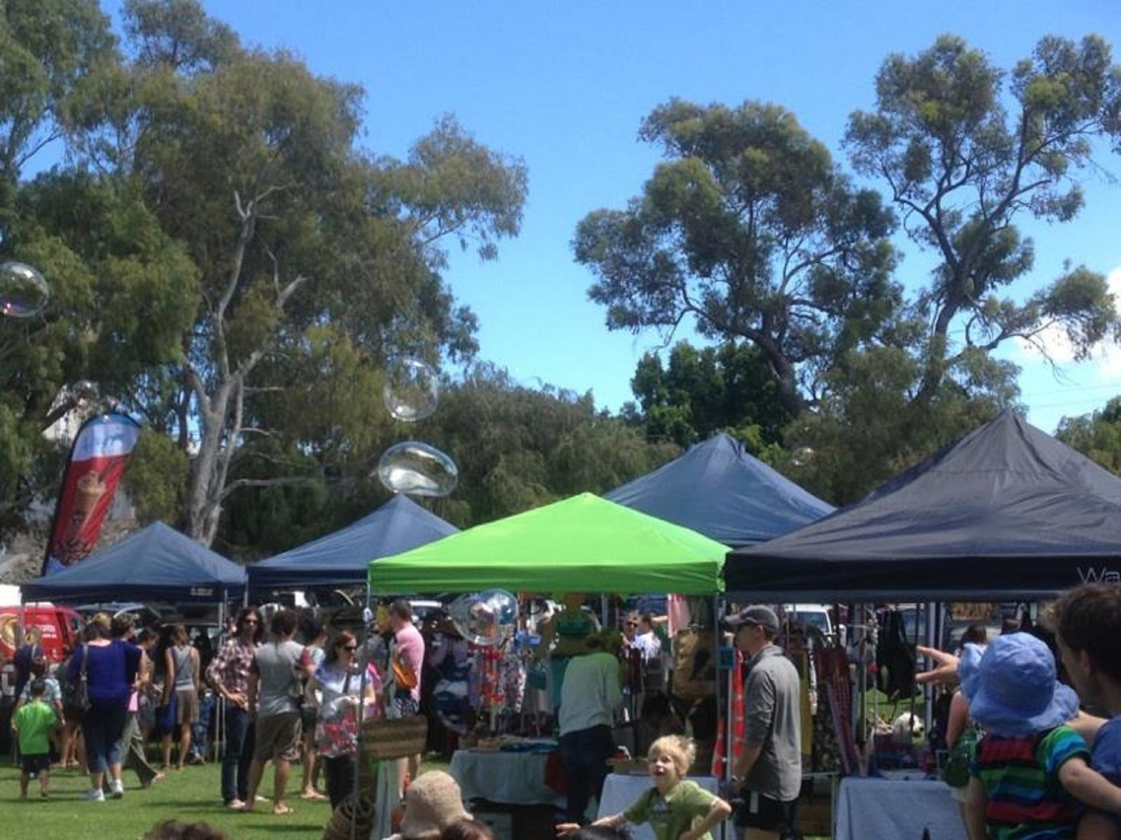 Growers Green Farmers Market, Beaconsfield, Western Australia