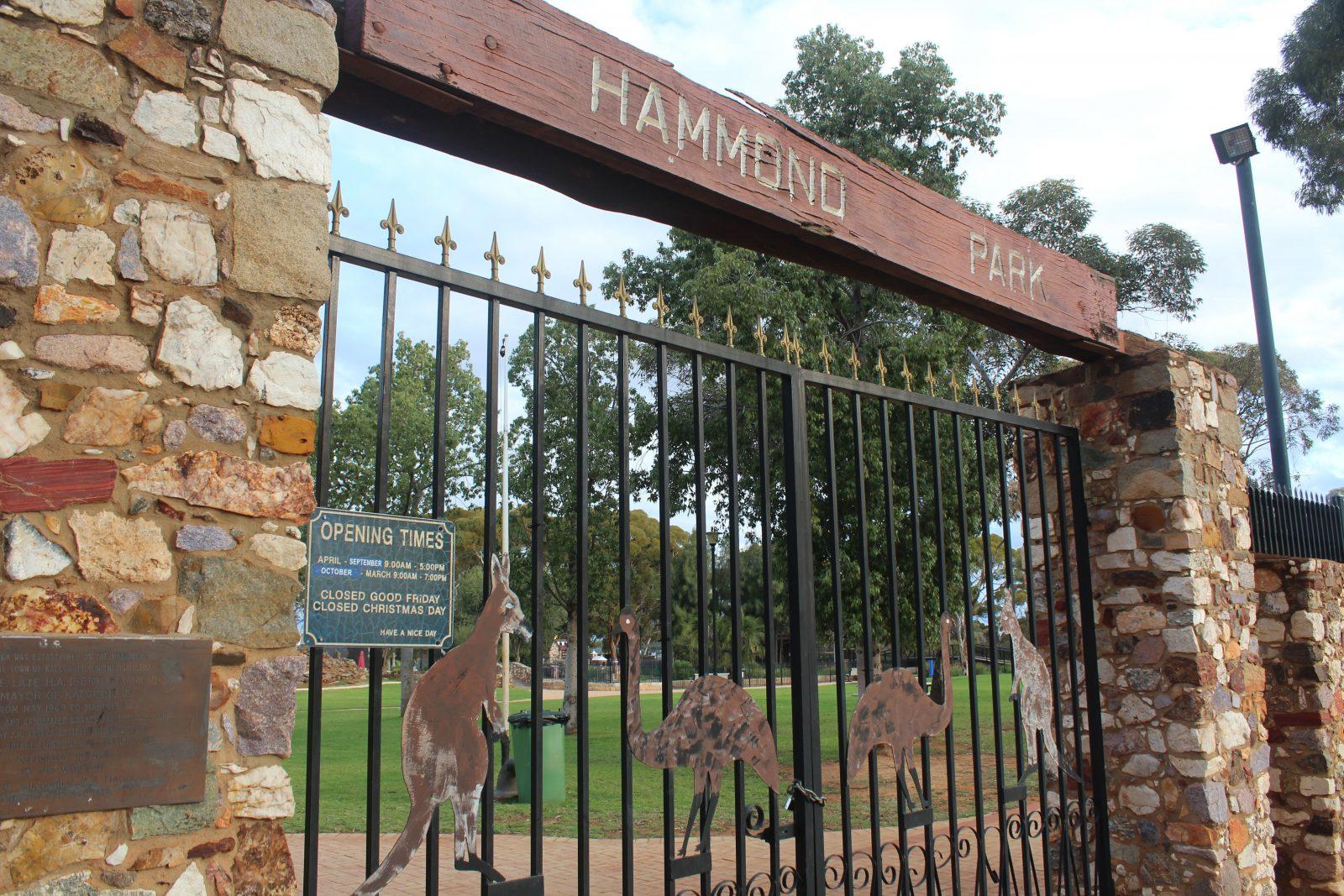 Hammond Park, Lamington, Western Australia